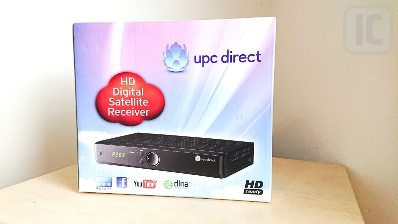 HD Digital Satellite Receiver
